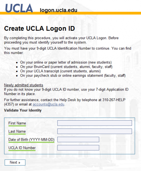 College essay help online for ucla