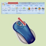 Excel QuickTip: Use Scroll Button to Navigate Ribbon
